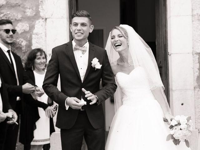 Le mariage de Alexandre et Lucille à Montauroux, Var 41