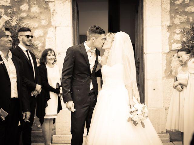 Le mariage de Alexandre et Lucille à Montauroux, Var 42