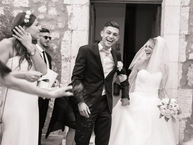 Le mariage de Alexandre et Lucille à Montauroux, Var 43
