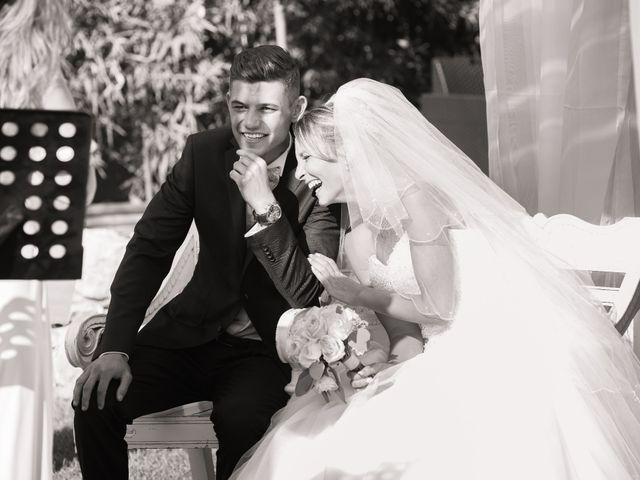 Le mariage de Alexandre et Lucille à Montauroux, Var 48