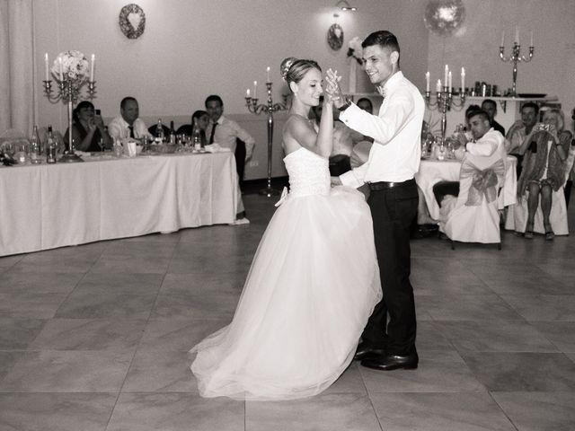 Le mariage de Alexandre et Lucille à Montauroux, Var 59