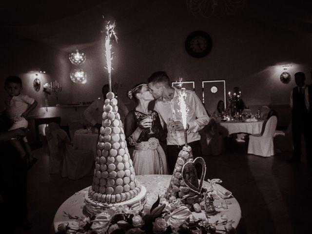 Le mariage de Alexandre et Lucille à Montauroux, Var 62