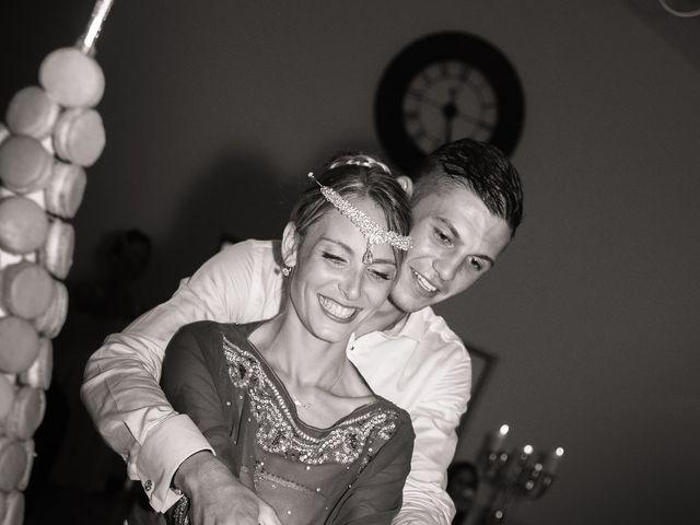 Le mariage de Alexandre et Lucille à Montauroux, Var 65