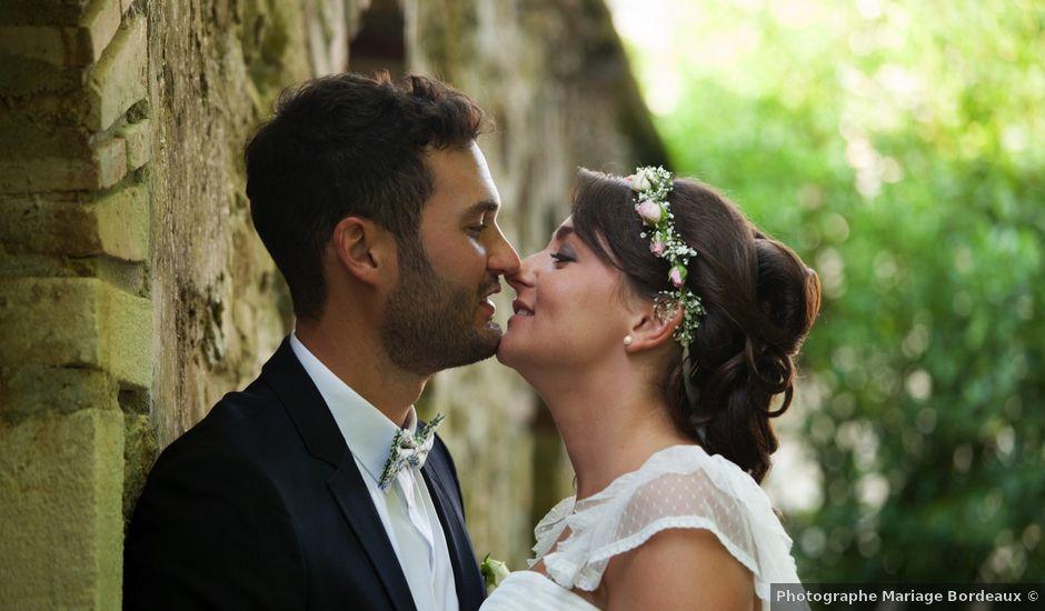Le mariage de Thomas et Margaux à Blanquefort, Gironde