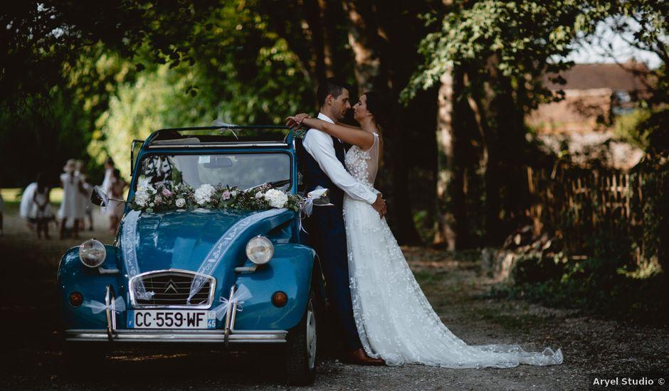 Le mariage de Pierre-Philippe et Anaïs à Souppes-sur-Loing, Seine-et-Marne