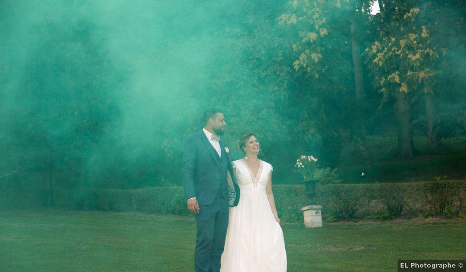 Le mariage de Anthony et Mélodie à Cergy, Val-d'Oise