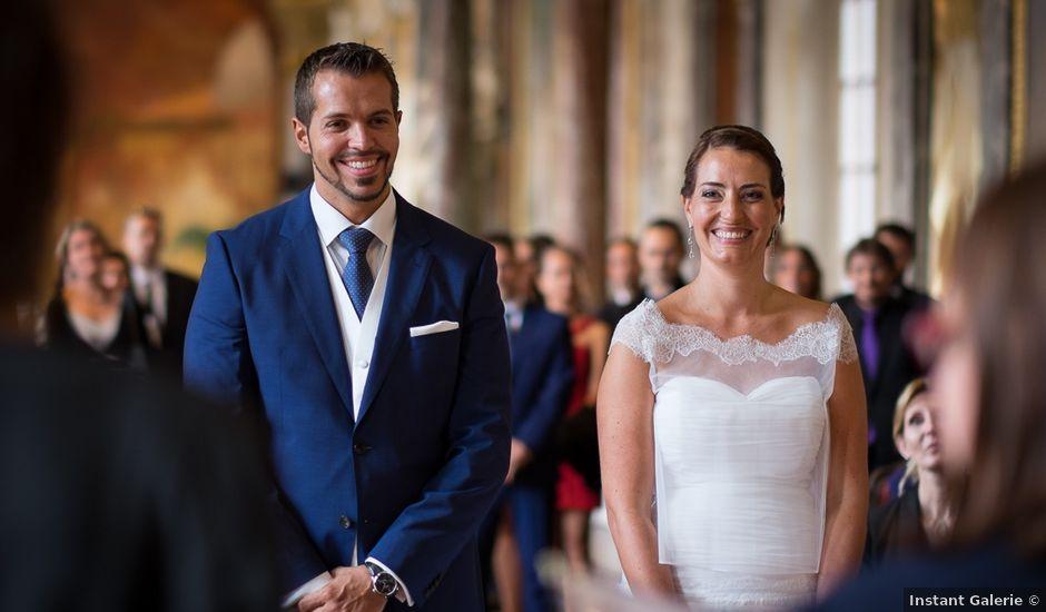 Le mariage de Oscar et Marie à L'Honor de Cos, Tarn-et-Garonne