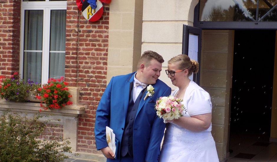 Le mariage de Aurélie  et Steven  à Beaumetz-lès-Loges, Pas-de-Calais