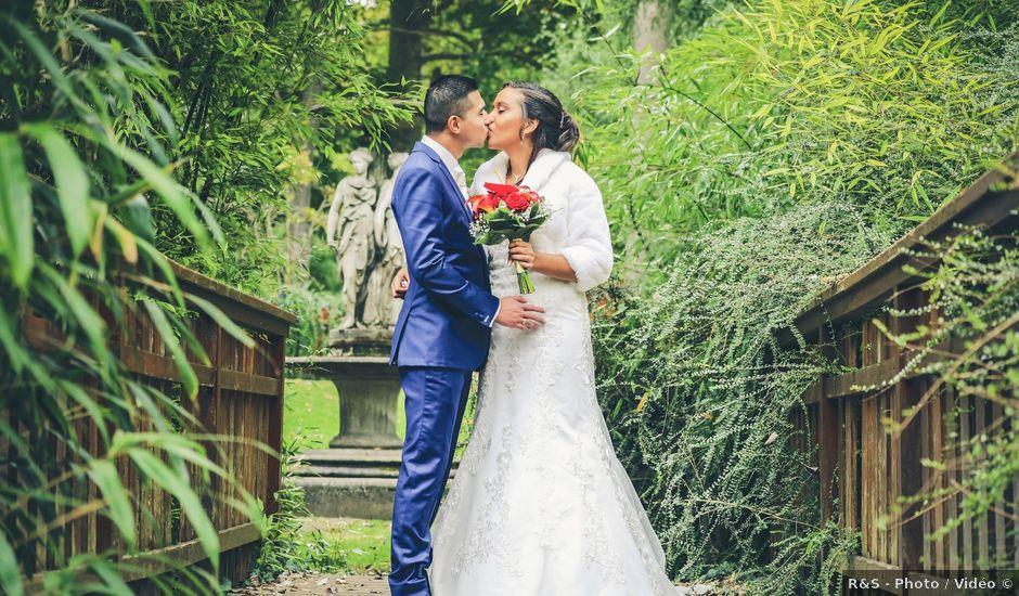 Le mariage de Christophe et Séverine à Sartrouville, Yvelines