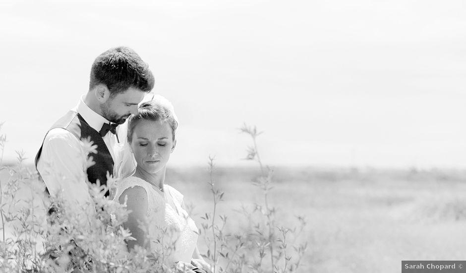 Le mariage de Tony et Claire à Marennes, Charente Maritime