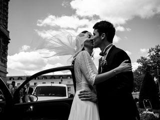 Le mariage de Constance et Martin 1