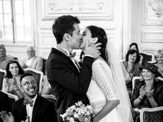 Le mariage de Constance et Martin 2