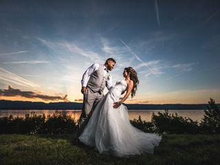Le mariage de Laura et Stephen