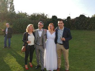 Le mariage de Cédric et Christelle
