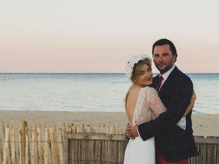 Le mariage de Johanna et Pierric