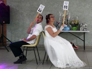 Le mariage de Jennifer et Gaël