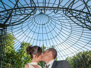 Le mariage de Christelle et Thomas 1