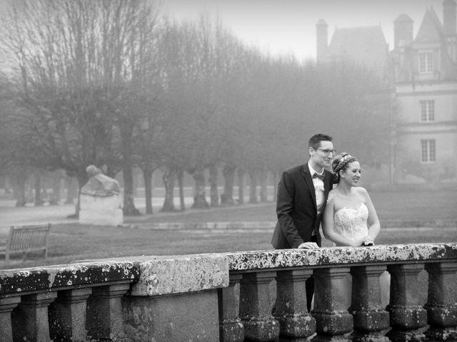 Le mariage de Sebastien et Laetitia à Fontainebleau, Seine-et-Marne 6