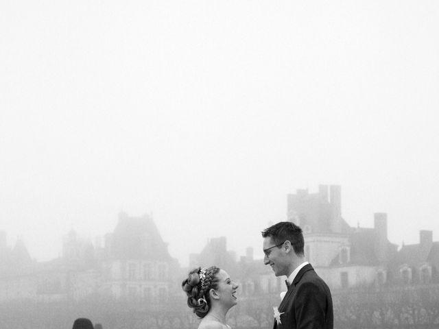 Le mariage de Sebastien et Laetitia à Fontainebleau, Seine-et-Marne 7