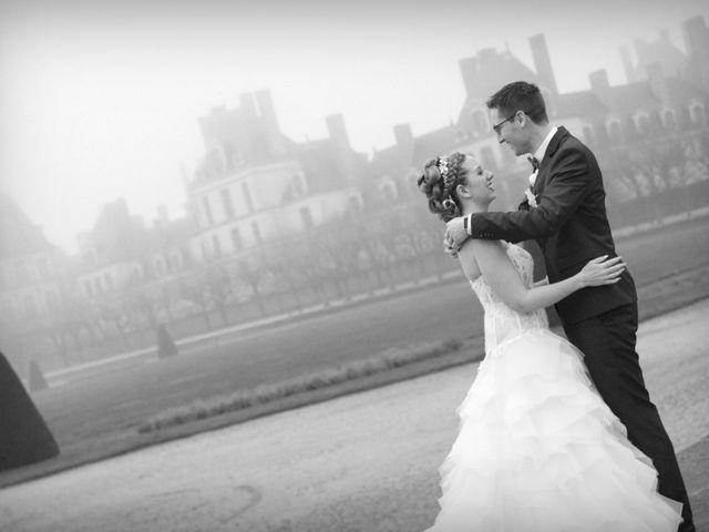 Le mariage de Sebastien et Laetitia à Fontainebleau, Seine-et-Marne 8