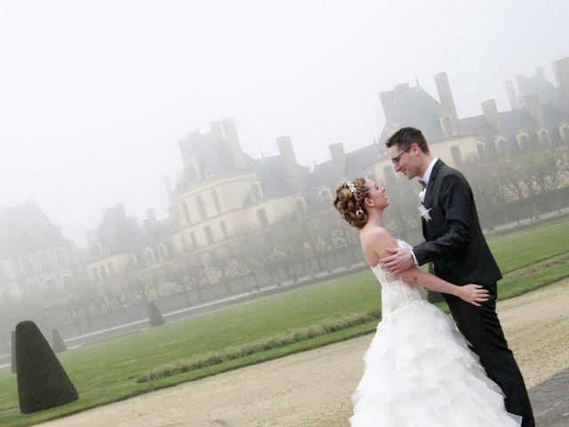 Le mariage de Sebastien et Laetitia à Fontainebleau, Seine-et-Marne 9