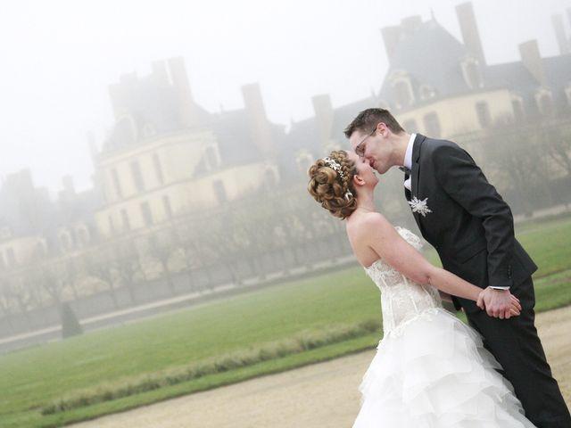 Le mariage de Sebastien et Laetitia à Fontainebleau, Seine-et-Marne 10