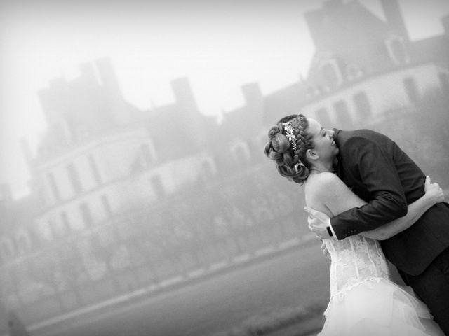 Le mariage de Sebastien et Laetitia à Fontainebleau, Seine-et-Marne 11