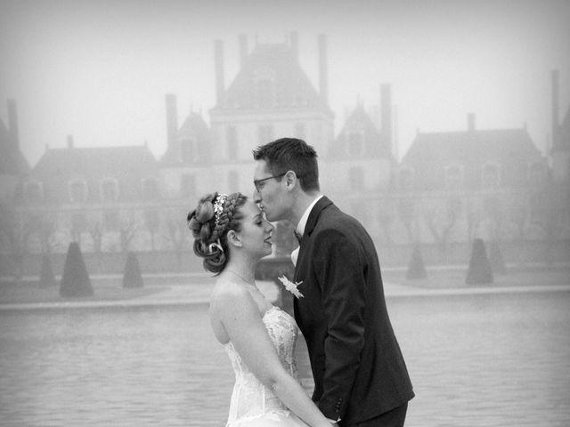Le mariage de Sebastien et Laetitia à Fontainebleau, Seine-et-Marne 13