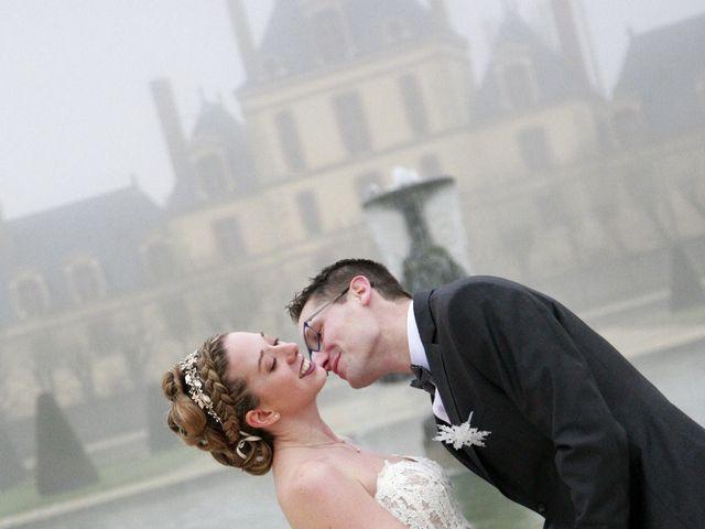 Le mariage de Sebastien et Laetitia à Fontainebleau, Seine-et-Marne 15
