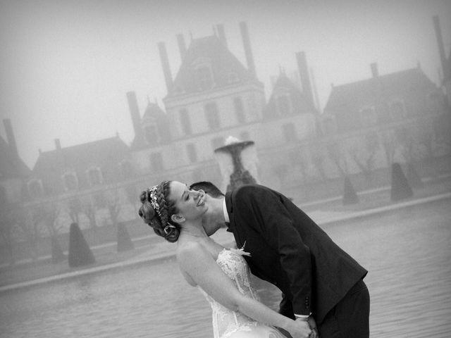 Le mariage de Sebastien et Laetitia à Fontainebleau, Seine-et-Marne 16