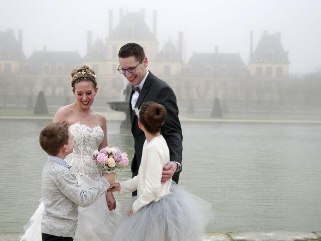 Le mariage de Sebastien et Laetitia à Fontainebleau, Seine-et-Marne 17
