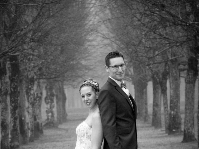 Le mariage de Sebastien et Laetitia à Fontainebleau, Seine-et-Marne 20