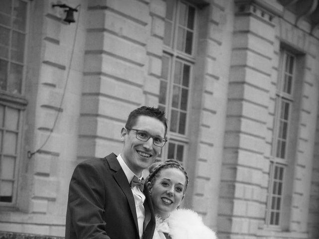 Le mariage de Sebastien et Laetitia à Fontainebleau, Seine-et-Marne 25