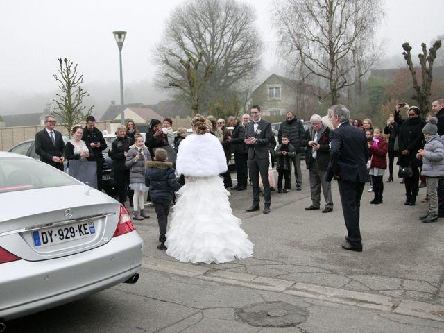 Le mariage de Sebastien et Laetitia à Fontainebleau, Seine-et-Marne 33