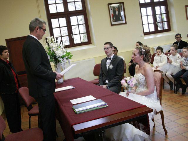 Le mariage de Sebastien et Laetitia à Fontainebleau, Seine-et-Marne 35