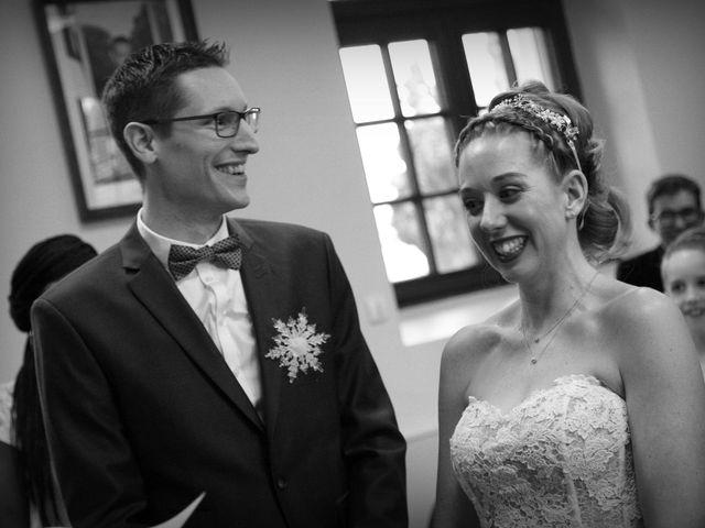 Le mariage de Sebastien et Laetitia à Fontainebleau, Seine-et-Marne 43