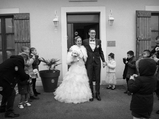 Le mariage de Sebastien et Laetitia à Fontainebleau, Seine-et-Marne 57