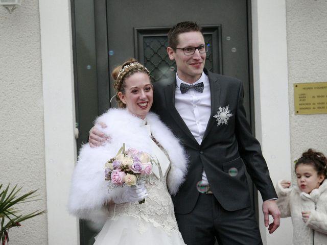 Le mariage de Sebastien et Laetitia à Fontainebleau, Seine-et-Marne 58