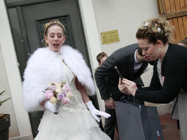 Le mariage de Sebastien et Laetitia à Fontainebleau, Seine-et-Marne 64