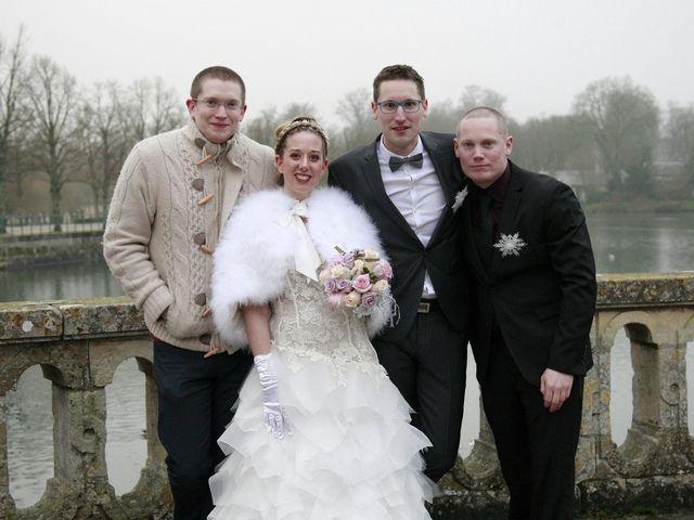 Le mariage de Sebastien et Laetitia à Fontainebleau, Seine-et-Marne 65