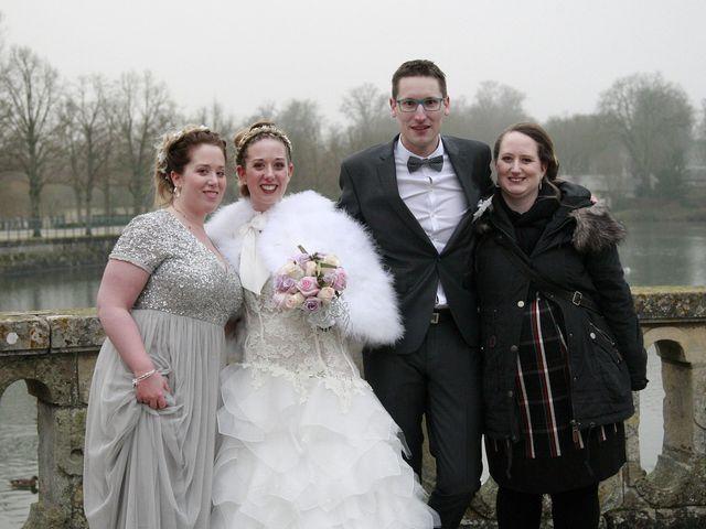 Le mariage de Sebastien et Laetitia à Fontainebleau, Seine-et-Marne 66