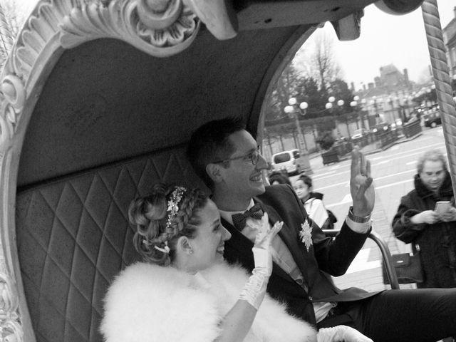 Le mariage de Sebastien et Laetitia à Fontainebleau, Seine-et-Marne 67