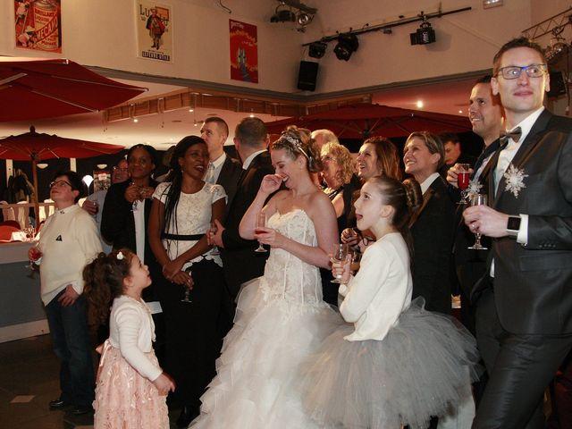 Le mariage de Sebastien et Laetitia à Fontainebleau, Seine-et-Marne 74
