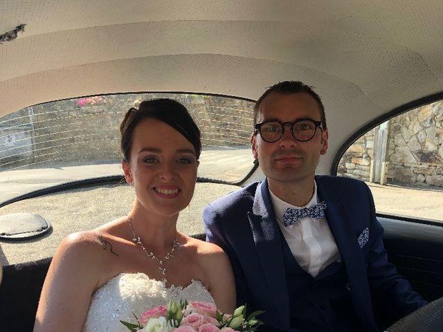 Le mariage de François  et Juliette à Plusquellec, Côtes d'Armor 1