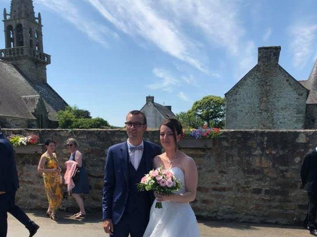 Le mariage de François  et Juliette à Plusquellec, Côtes d'Armor 5