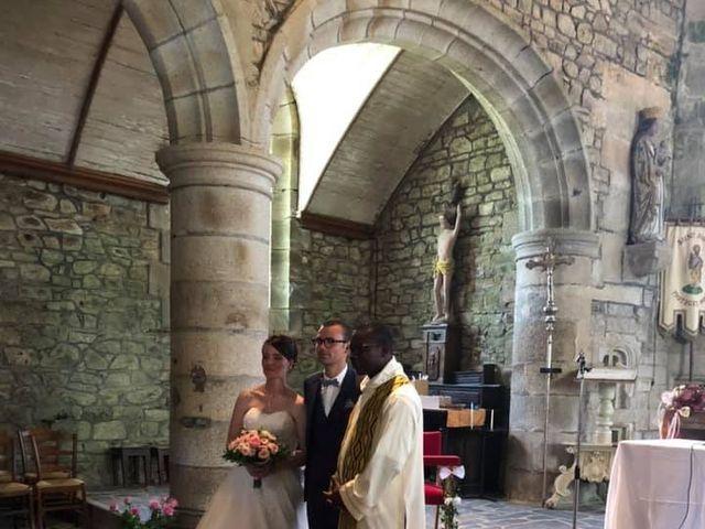 Le mariage de François  et Juliette à Plusquellec, Côtes d'Armor 6