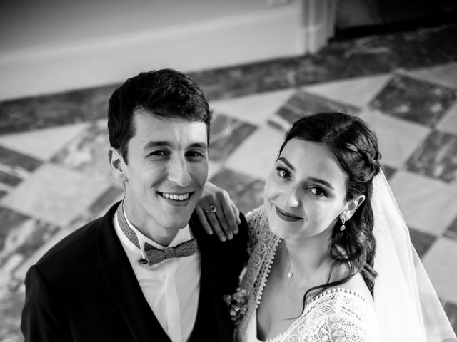 Le mariage de Constance et Martin