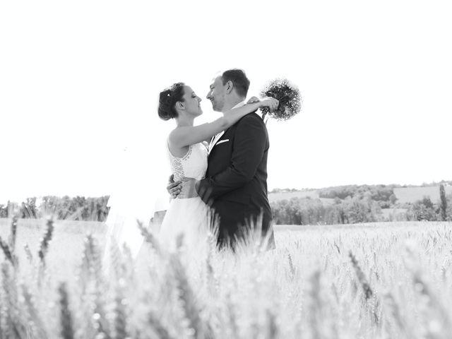 Le mariage de Pierre et Céline à Auch, Gers 2