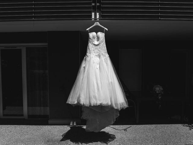 Le mariage de Stephen et Laura à Vétraz-Monthoux, Haute-Savoie 5