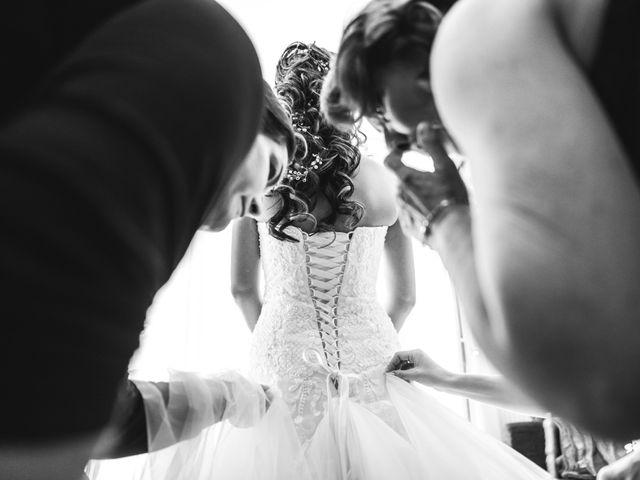 Le mariage de Stephen et Laura à Vétraz-Monthoux, Haute-Savoie 8